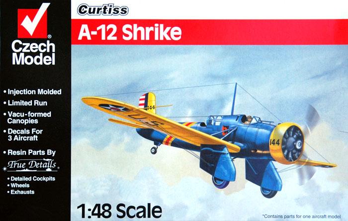 Curtiss A 8 Shrike Review By Brett Green Czech Model 1 48