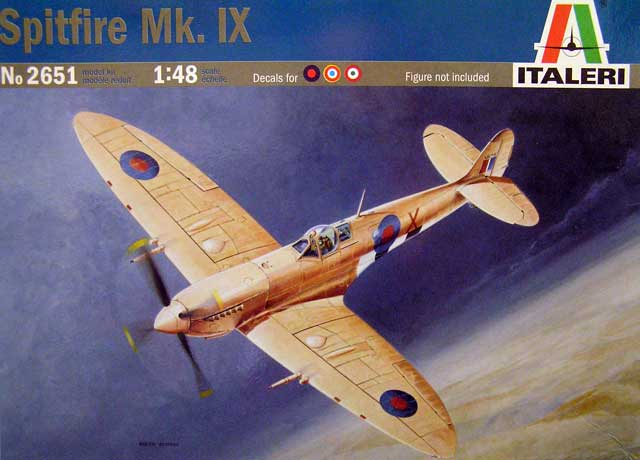 1/72 Spitfire Kit Opinions - FineScale Modeler - Essential ...