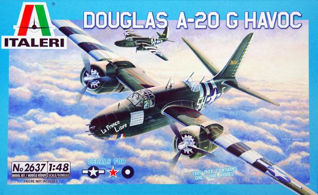 a-20 g italeri 1-48