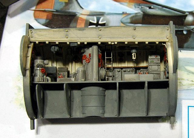 UBOAT TYPE VIIC INTERIOR 6310  modellcenteraustriacom