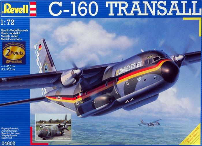Resultado de imagem para c-160 revell 1/72